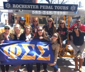 Sorority Pedal Tour