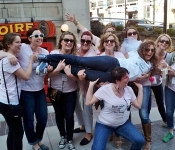 Another Awesome Bachelorette Party Pedal Tour