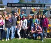 Birthday Pedal Tour