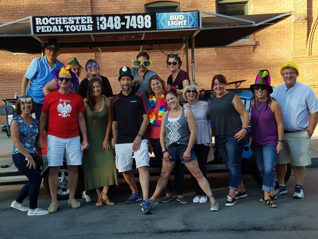 Rochester NY Corporate Outing Event