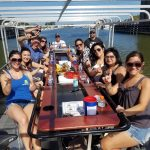 Cycle Boat Tours In Rochester Summer 2017