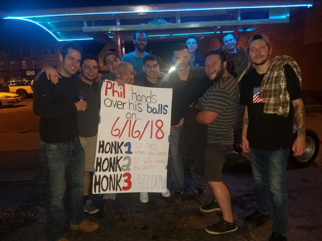Bachelor Party Brewery Tours in Rochester NY