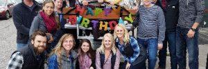 Rochester Pedal Tour 21st Birthday Celebration
