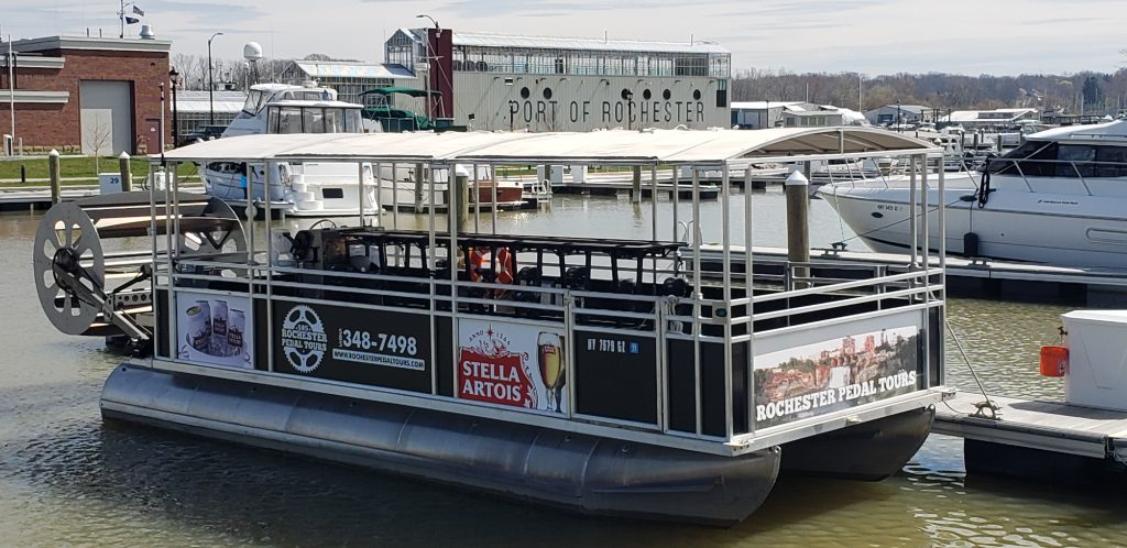 Party Boat Tours
